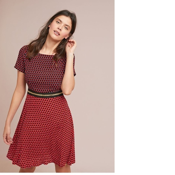 Anthropologie Dresses & Skirts - Anthropologie Amici Colorblocked Dress new